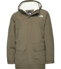 m katavi trench parka jas groen the north face