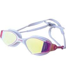 gafas voltage blanco/rosado espejo finis usa