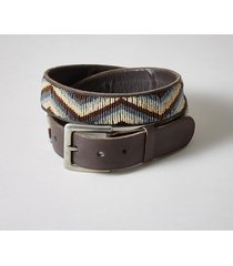 women's desert lines belt