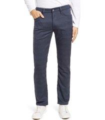 men's 34 heritage courage straight leg pants, size 30 x 32 - blue