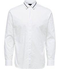 overhemd verborgen knoopsluiting