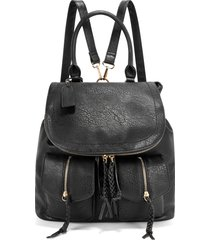 sole society emery faux leather backpack -