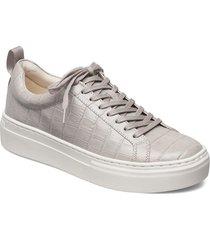 zoe platform låga sneakers grå vagabond