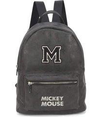 mini mochila luxcel mickey 78443 preta