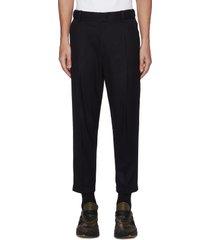adjustable tailored pants