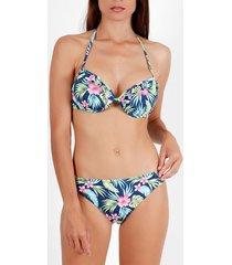bikini admas 2-delige push-up bikiniset hawaii