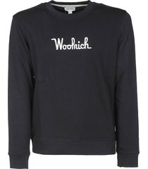 woolrich crew essential sweatshirt