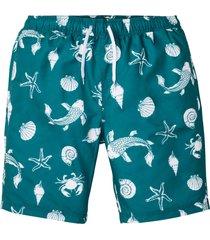 bermuda da spiaggia (blu) - bpc bonprix collection