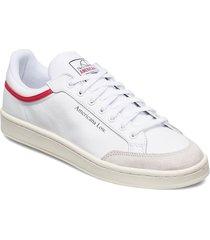 americana low låga sneakers vit adidas originals