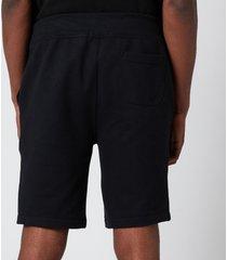 polo ralph lauren men's fleece shorts - polo black - xl