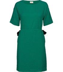 vilamida 2/4 dress kort klänning grön vila