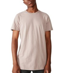 cotton on essential longline curved hem t-shirt