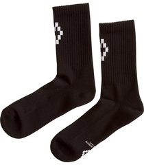 marcelo burlon cross socks