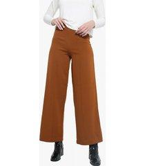 pantalón marrón symmetria albin