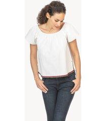 lilla p off the shoulder blouse