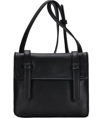 antik kraft flap faux leather crossbody bag -