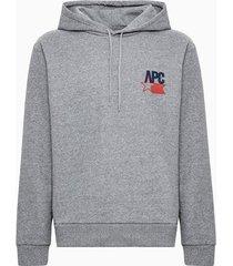 a.p.c. bernado sweatshirt coedv-h27584