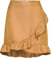 cammagz short skirt hs19 skirts wrap skirts gul gestuz