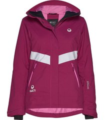 kelo w jacket outerwear sport jackets roze halti