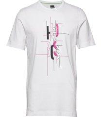tee 2 t-shirts short-sleeved vit boss