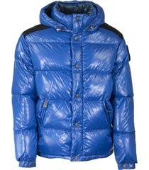 ciesse koby down jacket royal blue