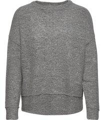 biagio stickad tröja grå by malene birger