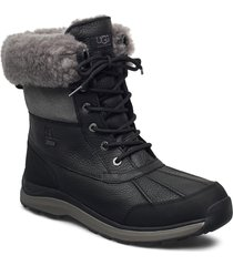 w adirondack iii shoes boots ankle boots ankle boot - flat svart ugg