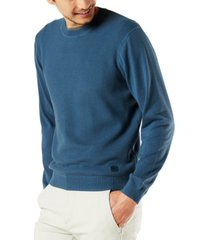 dockers men's regular-fit textured sweater, created for macy's