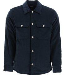 a.p.c. alex blouson jacket