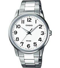 reloj kcasltp 1303d 7b casio-plateado