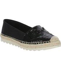 alpargata diane negro we love shoes