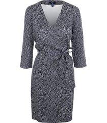 drapey twill dress