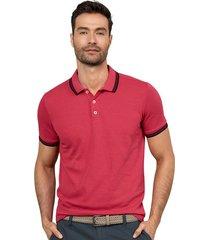 masculino exterior camiseta coral leonisa m2654s