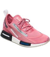 nmd_r1 spectoo w låga sneakers rosa adidas originals