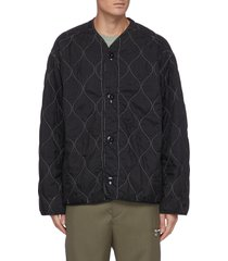 quilted ripstop liner jacket