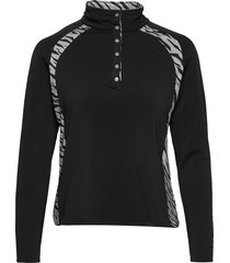 alex top sweat-shirts & hoodies fleeces & midlayers grå röhnisch