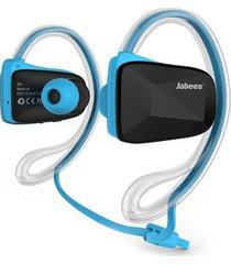 audífonos bluetooth manos libres inalámbricos, bsport audifonos sport marca original inalámbrico auricular de natación impermeable (azul)