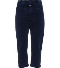 closed cropped pants