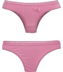 calcinha básica em microfibra le lingerie