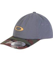 boné oakley aba reta mod 6 panel military hat