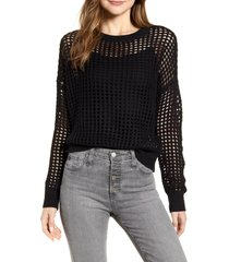 women's rd style crochet pullover