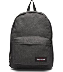 out of office rugzak tas grijs eastpak