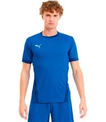 camiseta - azul - puma - ref : 70417102