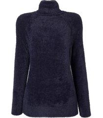 blusa jessica i (dark blue, gg)