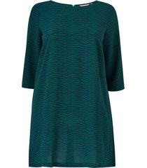 klänning carluxeve 3/4 sl abk dress