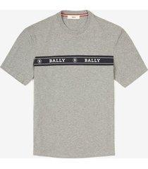 crew neck t-shirt grey l