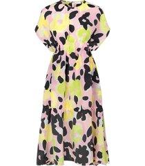 jordan watercolour flora dress