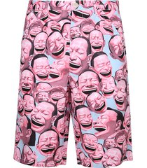 shorts met lachprint