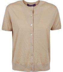 ralph lauren black label cardigan short sleeve