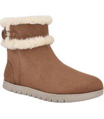 easy spirit snowy women's booties women's shoes